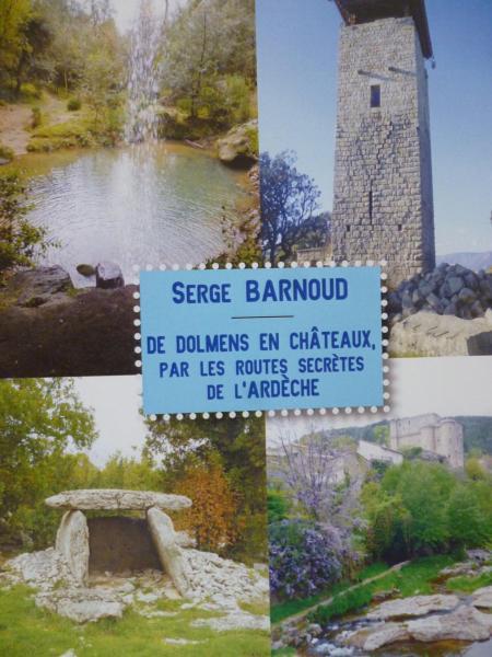 Couverture de dolmens en châteaux